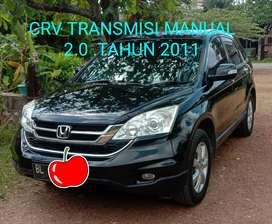 Crv manual 2011