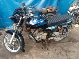 Discovery 125 model2007 good condition