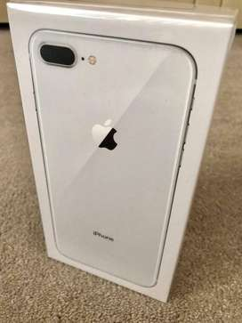 applee iphone 8 + with Display 5.5 inches
