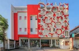 DIJUAL HOTEL JALAN RAYA CANGGU, BALI