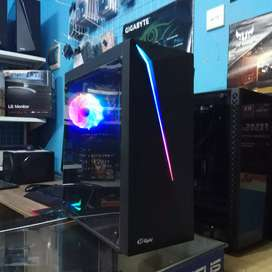PC Render Gaming Intel core i3 9100f VGA GTX 1050Ti 4GB SSD 120GB