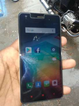 Redmi s1 4G VoLTE  mobile Pakka condition mobile only supper mobile