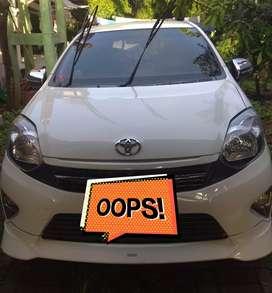 Dijual Toyota Agya 2014