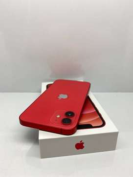 I phone 12 Available Red