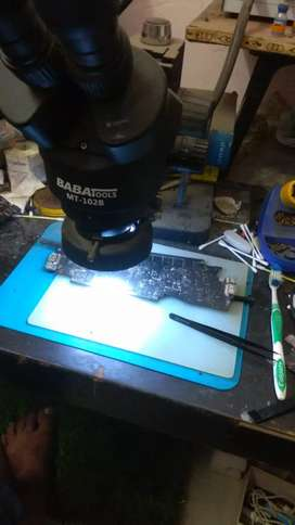MacBook motherboard repairing and spare parts