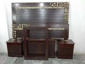 Bed side table and dressing table
