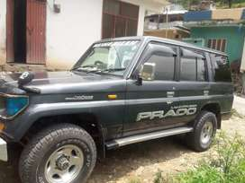 Prodo five door .3000cc exchange possible