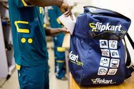 Delivery Agents Are Required In Flip Kart Limited Company Local Ludhia