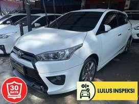 [Lulus Inspeksi] UM 23jt! Toyota Yaris TRD'S 2016 Matic Istimewa