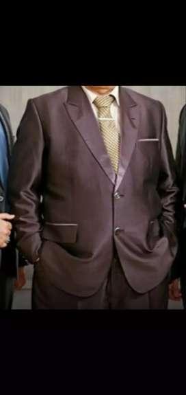 Stelan jas pria ukuran besar