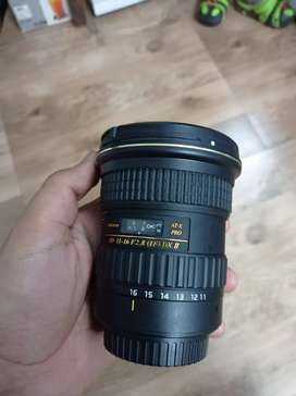 Tokina 11-16mm Canon Lens Brand New Wide Angle
