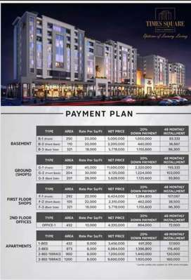 Time Squares Mall Bahria Orchard