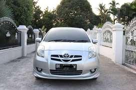 Toyota Yaris 1.5 S Automatic Tahun 2007 Original Siap Pakai