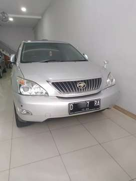 Toyota Harrier 2.4G Premium 2010 Matic