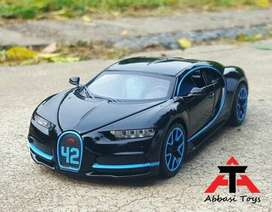 Bugatti Chiron 1/32 scale by mini auto Die cast Model