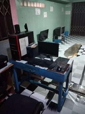 Cpu dan monitor