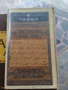The Koran (Al Quran - Penguin Classics - N. J. Dawood) buku antik