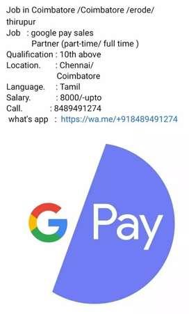 Google pay sales partner