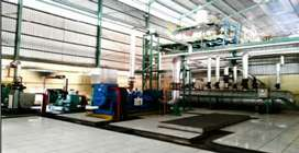 Pabrik Kelapa Sawit 45 ton/jam & kebun sawit 500 Ha, Bonai Rokan hulu
