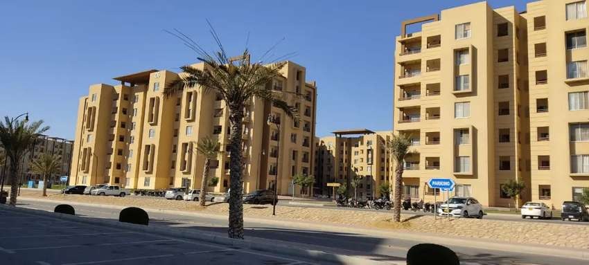 Available for sale 2 bed apartment in esay Installment  BTK