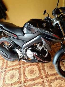 Dijual motor vixion thn 2014