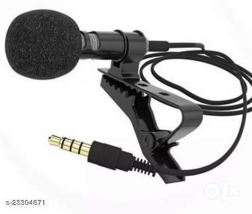 ADZOY 3.5mm Clip Microphone