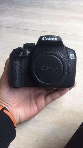 Kamera Canon eos 1300d bo wifi