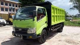Dump truk hino dutro 130hd th.2015