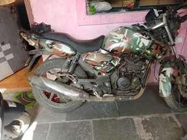 Single hand user, very good condition bike..