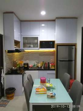 kitchen set &  furniture custom murah &  berkualitas