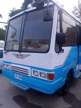 Imported Hino bus