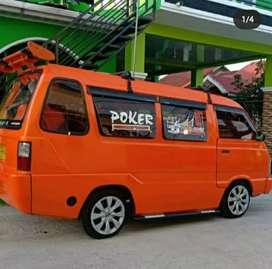 Jual Mobil Mini Bus/Angkot Mulus