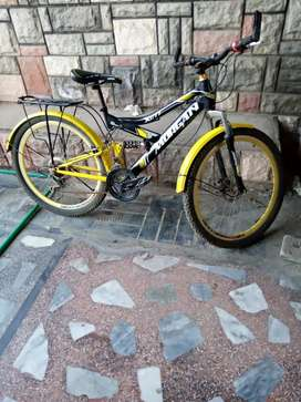 Bicycle geer good condition