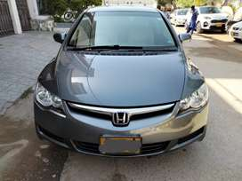 HONDA REBORN FOR SALE