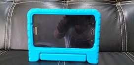 Dijual samsung galaxy tab 6A , plus casing silikon