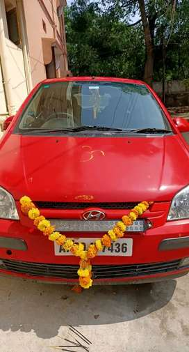 Hyundai Getz 2006 Petrol Well Maintained