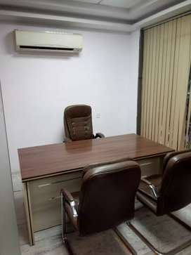 4 cabin 30 seats office space available for rent in sec 63