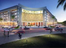 Commercial shop and office space for sale in Golden I Noida Extension