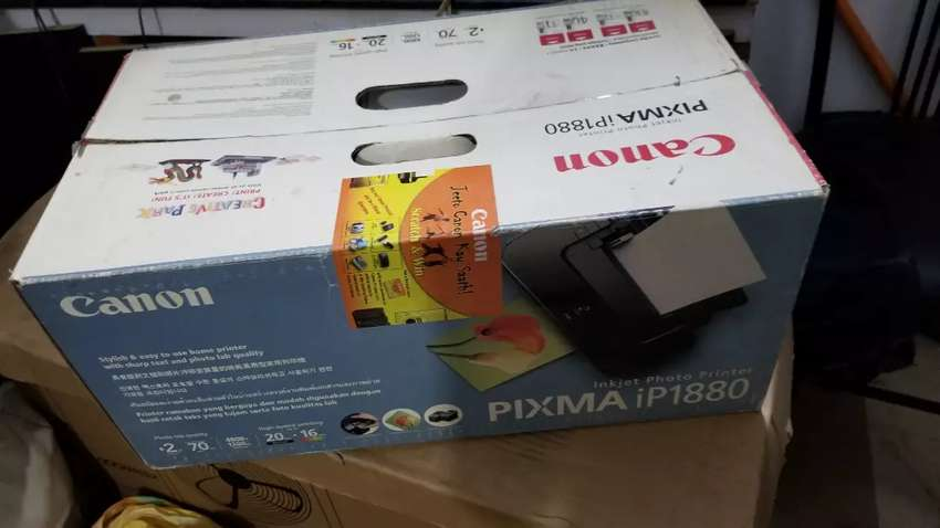 """Canon Printer For Sale """"working"""" 0"""