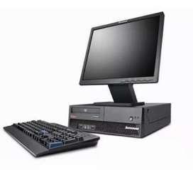 Work from home Used computer set only rs 6501