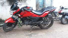 HERO XTREME bike in good condition at affordable price.
