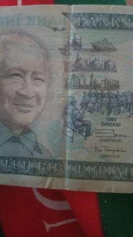 UANG 50.000 PAK HARTO MESEM