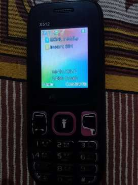 Micromax feature phone