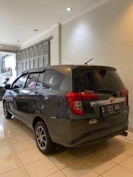 Toyota Calya 2019 G manual km 26rb antik!