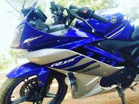 I wants to sell my good condition R15V2