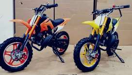 Brand New 49 cc dirt bike for kids