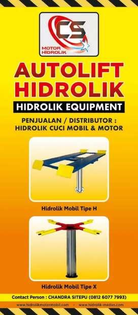 Hidrolik Mobil 2 Unit Tipe X Autolift