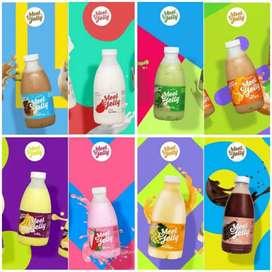 Minuman Mett jelly