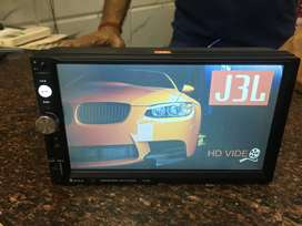 7inch hd vide0 quality music player Baleno 	Ciaz 	Swift 	Ertiga 	Desir