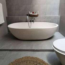 Bathub Terrazzo Nuansa Mewah 26